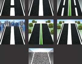 #21 para Design a set of road icons por jaros75
