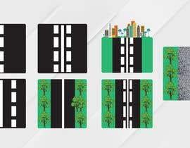 #5 para Design a set of road icons por zonicdesign