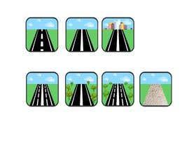 #19 para Design a set of road icons por tdesilva100
