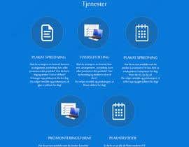 #12 for Design/ develop a Website of 2 pages af siliguriinfotech