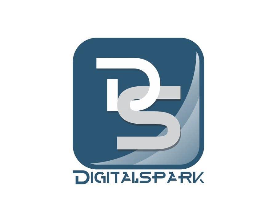 Inscrição nº                                         1                                      do Concurso para                                         Logo Design for Digitalspark