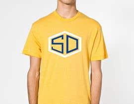 Nro 12 kilpailuun Design a T-Shirt for S D käyttäjältä SanjidEnc0d3r
