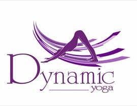 #594 for Dynamic Yoga Logo Design by ZimniyAleX