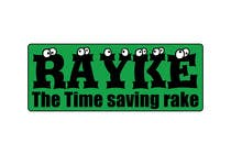 #58 for Graphic Design for Rayke - The Time saving rake by stanbaker