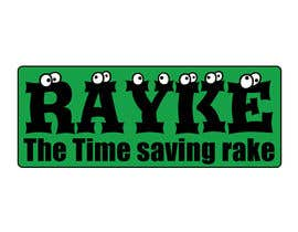 #58 pentru Graphic Design for Rayke - The Time saving rake de către stanbaker