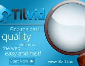 #8 para Design a Banner for Tilvid.com por makiskyrkos