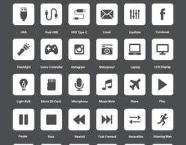 #78 for Design Product Feature Icons by Bkmraj