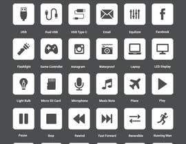 #78 для Design Product Feature Icons від Bkmraj