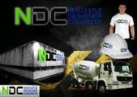 "Graphic Design Intrarea #163 pentru concursul ""Logo Design for Newcastle Designer Concrete"""