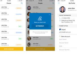 nº 8 pour Design a college booking app (with admin section) par darkevangel