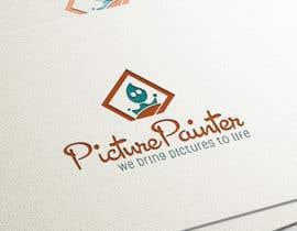 nº 89 pour Design a typographic style Logo for custom art company par FlexKreative