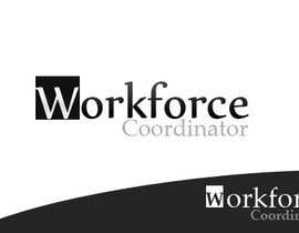 #298 para Logo Design for Workforce Coordinator por Logomaker1m1