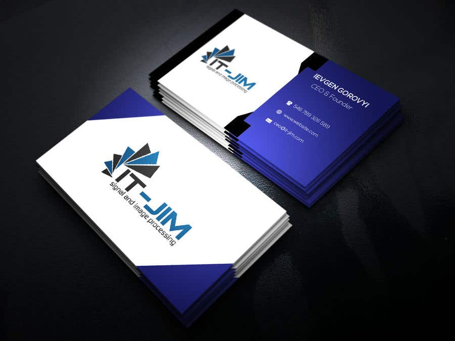 Entry #159 by meghlaakashcbd for Create a perfect business card ...
