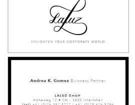 nº 8 pour Company Logo/Business Card par randoush
