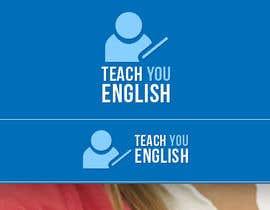 Nro 18 kilpailuun Design a Logo for Online English Tutor Website käyttäjältä roxunlimited