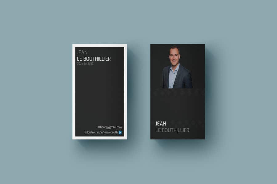 Entry #203 by FerdousiArchi for Design Networking Business Cards ...
