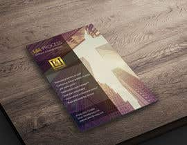 #36 for Flyer Design for legal services company - front and back A6 by CFking