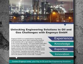 #25 cho Design a Flyer for Oil and Gas Engineering bởi stylishwork