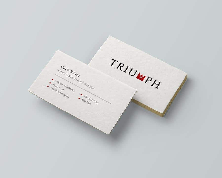 Contest Entry #112 for Design some Business Cards