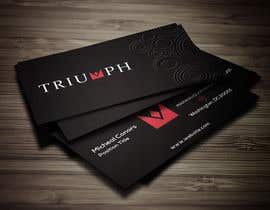 #325 for Design some Business Cards by TanzidRahman
