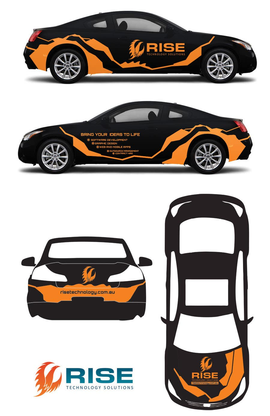Vehicle wrap design software vehicle ideas for Car wrap design templates