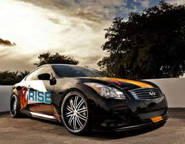 #14 для Car Wrap Design for RISE Technology Solutions от nikster08