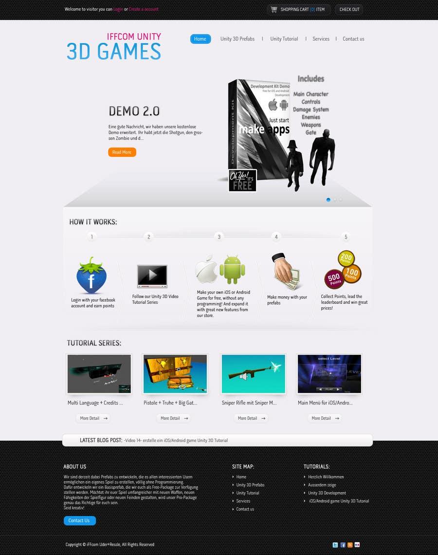 Inscrição nº                                         48                                      do Concurso para                                         Wordpress Theme Design for iFFcom Uder+Ressle