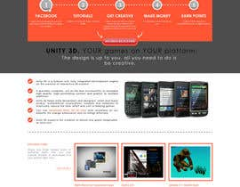 #35 para Wordpress Theme Design for iFFcom Uder+Ressle por WebofPixels