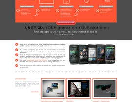 #34 para Wordpress Theme Design for iFFcom Uder+Ressle por WebofPixels