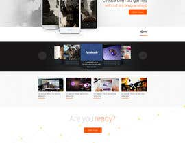 #75 para Wordpress Theme Design for iFFcom Uder+Ressle por qualitydesing