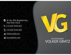 #10 cho logo, visitenkarte, briefbogen, flyer, screendesign für einen anwalt bởi adsingh13