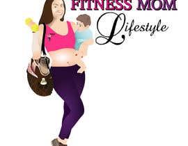 Nro 30 kilpailuun Design a Logo for Fitness Mom Lifestyle käyttäjältä rogdesigns