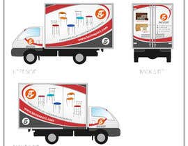 #2 para URGENTE - DISEÑO GRAFICO PARA CAMION - WRAP TRUCK ADVERTISING de stepablo