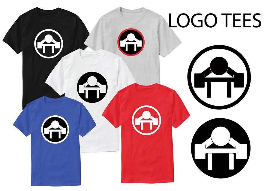 d4656a92 Entry #18 by printzshoppe for Muscle Beach T-Shirt designs | Freelancer