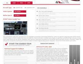 #32 pentru Website Design for Use Before Flight de către aadilm