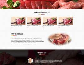 #3 for Ontwerp een Website Mockup by hungblueads