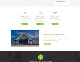 #4 for Ontwerp een Website Mockup by aurangzeb1988