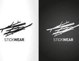 #120 dla Logo Design for Stick Wear przez emperorcreative