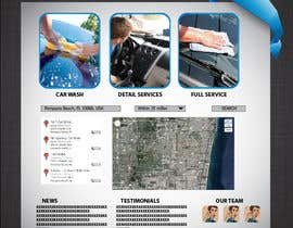 #10 for Design a Website  for MOBILE CAR WASH by oricori