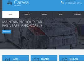 #9 for Design a Website  for MOBILE CAR WASH by bidsws