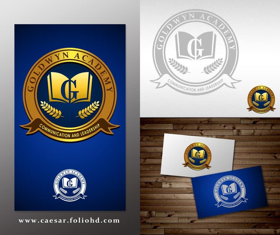 Bài tham dự cuộc thi #                                        29                                      cho                                         Logo Design for Goldwyn Academy