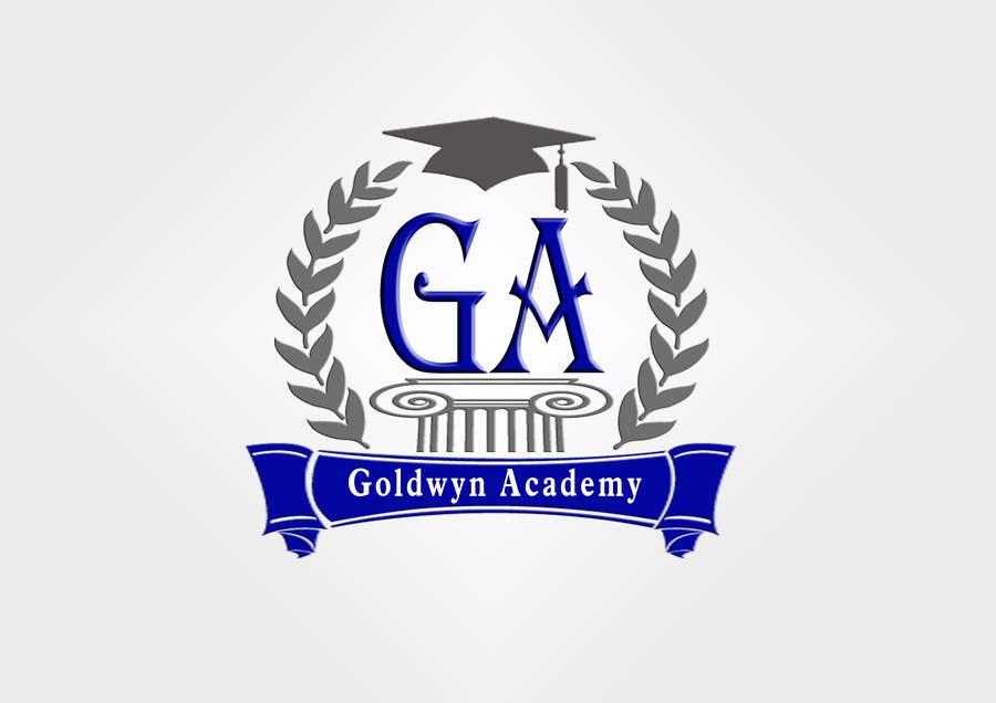 Contest Entry #                                        2                                      for                                         Logo Design for Goldwyn Academy