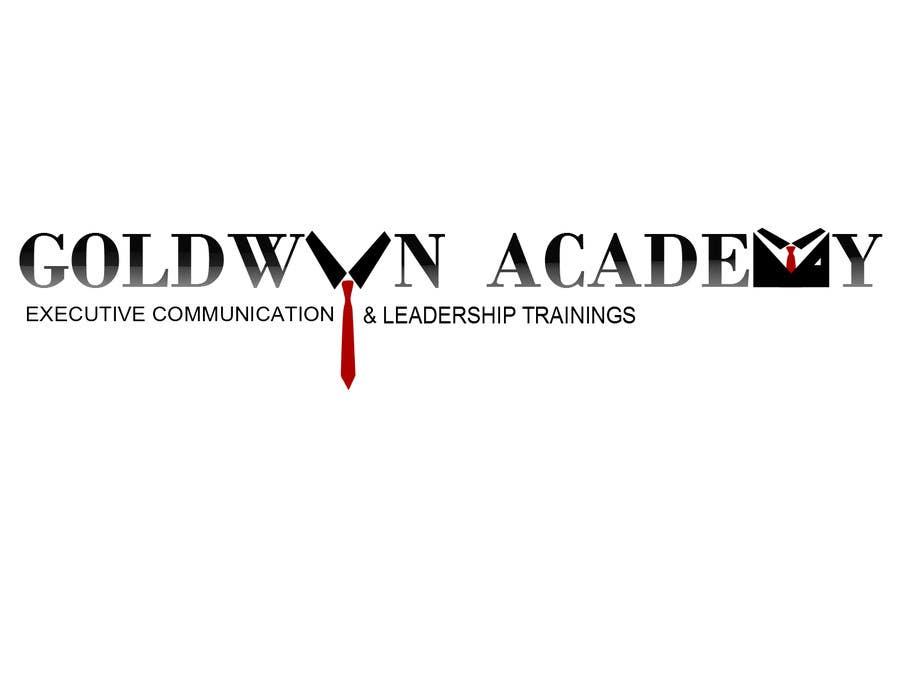 Bài tham dự cuộc thi #                                        40                                      cho                                         Logo Design for Goldwyn Academy