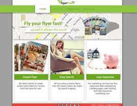 #3 for rush 2 page Design for Website Mockup af lola2021