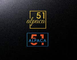 #57 for Design a Logo - Alpaca 51 by ChallengerSK