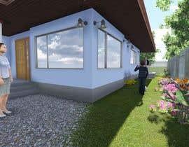 #16 untuk Need exterior design for my new house oleh cellox07