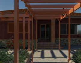 #25 untuk Need exterior design for my new house oleh delee3d