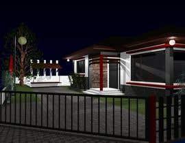 #21 untuk Need exterior design for my new house oleh dutaekaabadi