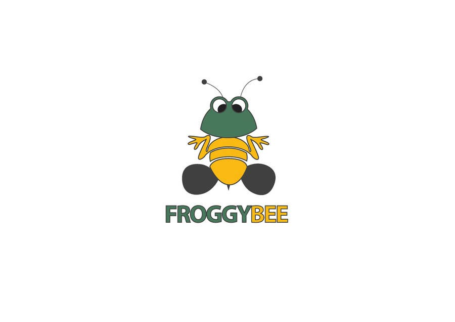 Konkurrenceindlæg #                                        151                                      for                                         Logo Design for FROGGYBEE