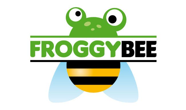 Contest Entry #56 for Logo Design for FROGGYBEE